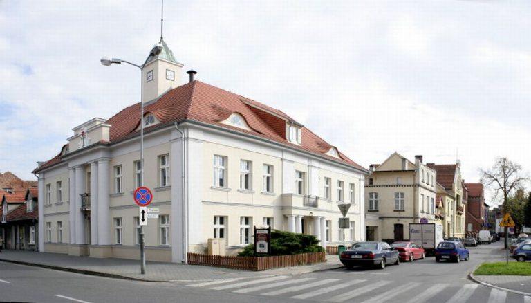 Sitz des Regionalmuseums in Międzychód