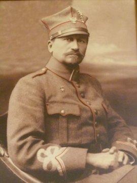Herb Dowbor-Muśnicki Józef (1867-1937)
