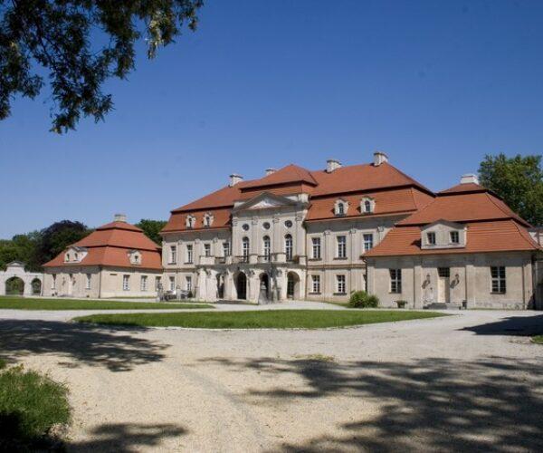 The palace in Włoszakowice