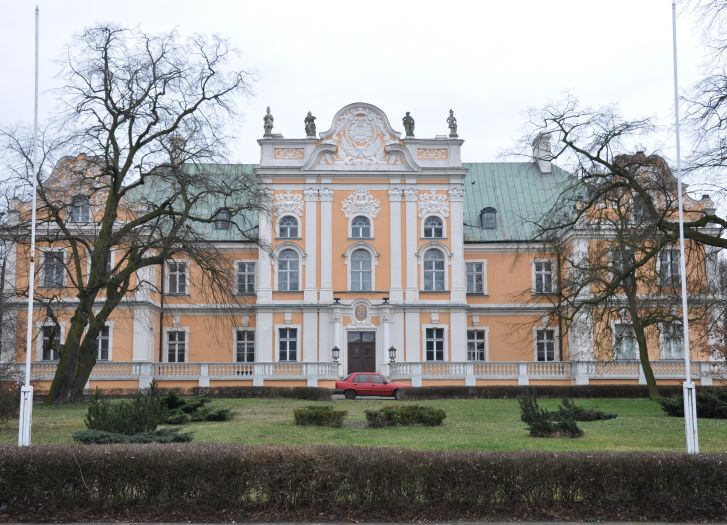 The palace in Czempiń??
