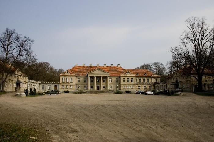 The palace in Czerniejewo