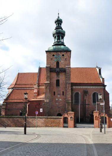 Holy Trinity Parish Church in Gniezno