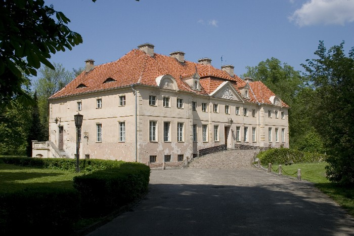 Herb The Palace in Gułtowy