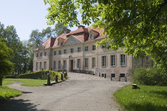 The Palace in Gułtowy