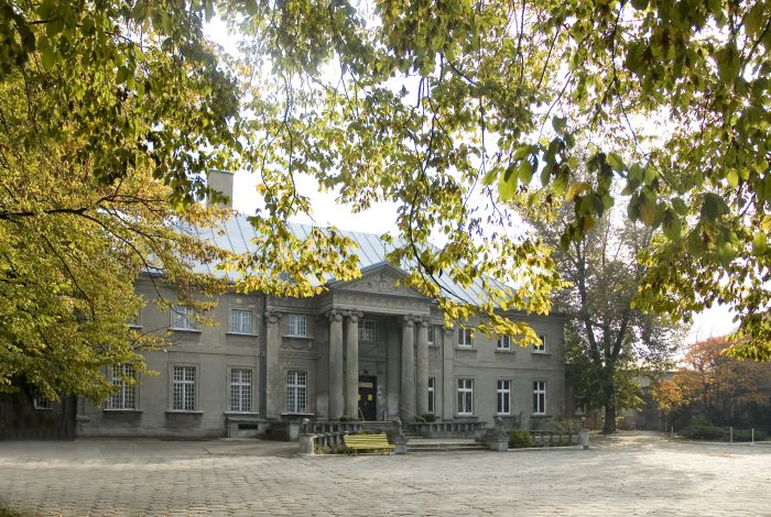 Herb The Palace in Jarogniewice