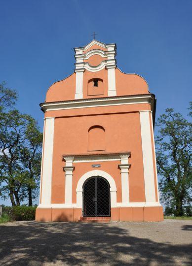 Jedna z kapliczek Kalwarii Pakoskiej