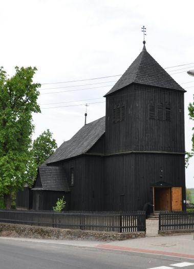 Kościół pw. św. Jana Chrzciciela w Kiszkowie