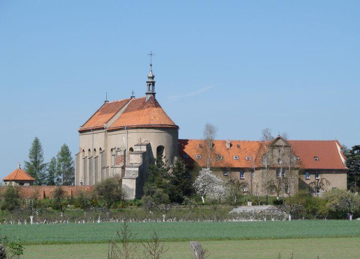 The Bernardine cloister