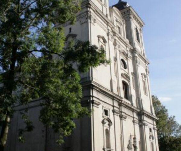 St. Nicholas Church in Leszno