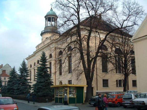 St Andrew Bobola Church in Rawicz