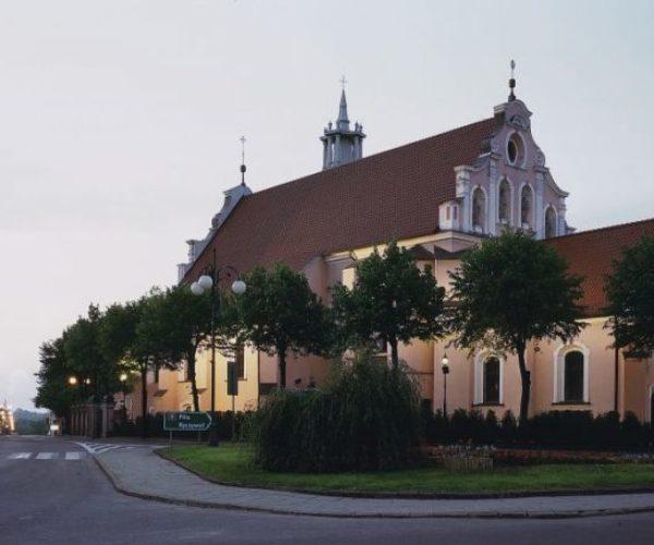 Kościół pw. św. Floriana w Chodzieży