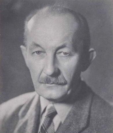 Archeologist Józef Kostrzewski