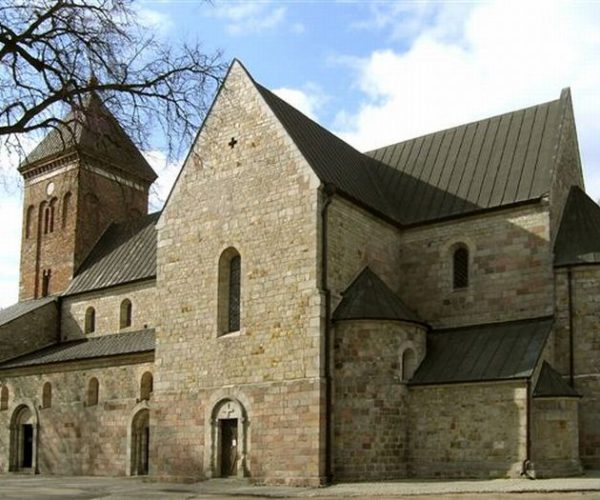 The Collegiate Church of St.St. Peter and Paul in Kruszwica