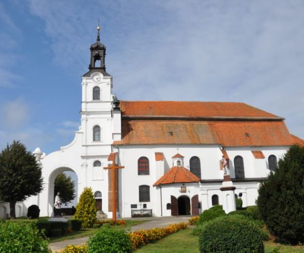 St. John the Evangelists church in Ołobok