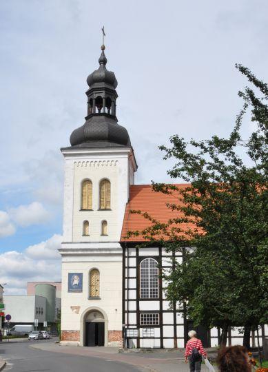 Kościół pw. NMP w Ostrowie Wielkopolskim