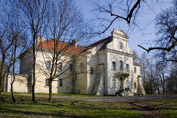 The palace in Konarzewo