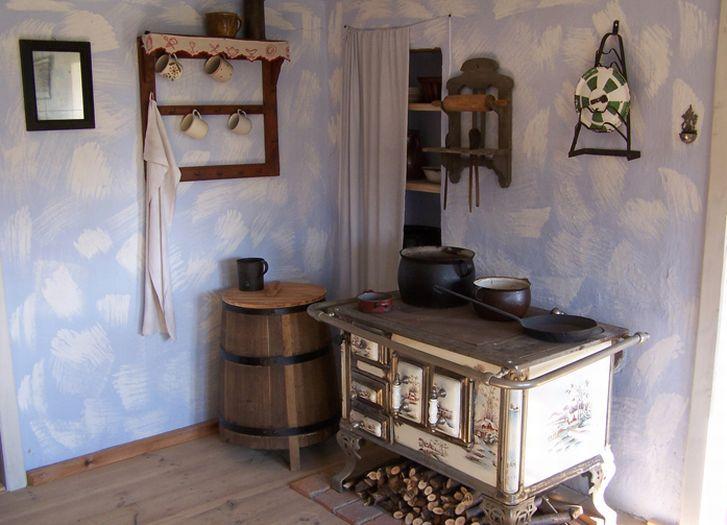Inside the cobbler's house
