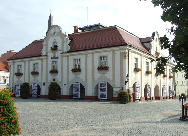 Ratusz, siedziba Muzeum Regionalnego w Jarocinie
