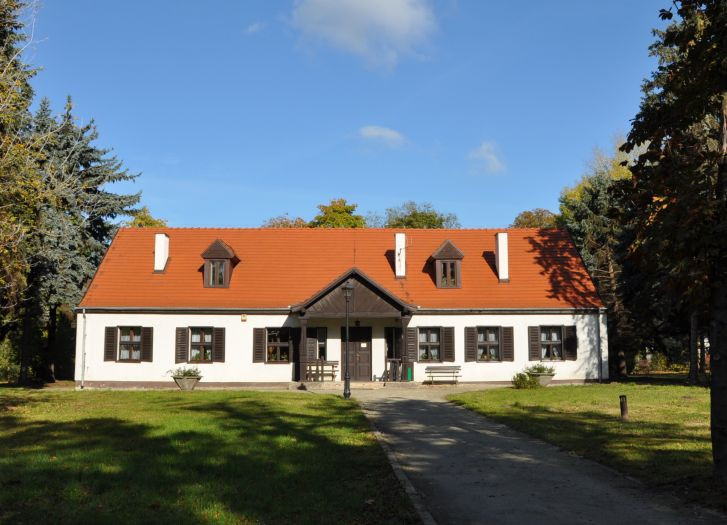 Herb Ethnographic Open-Air Museum and the Museum of Maria Dąbrowska in Russów