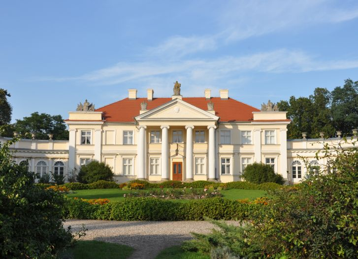 Herb The Palace in Śmiełów