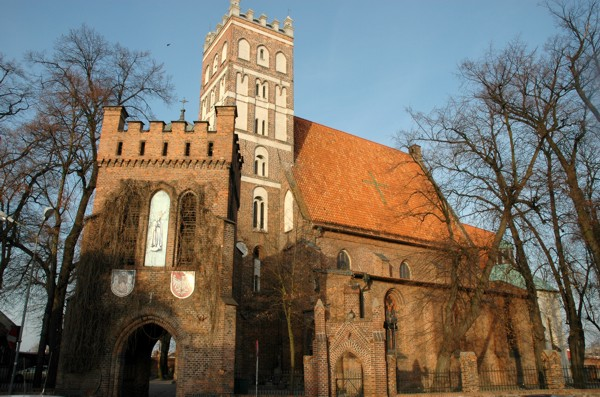 Collegiate Church of Our Lady Assumed into Heaven in Środa Wielkopolska