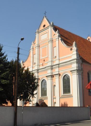 Kościół pofranciszkański w Śremie