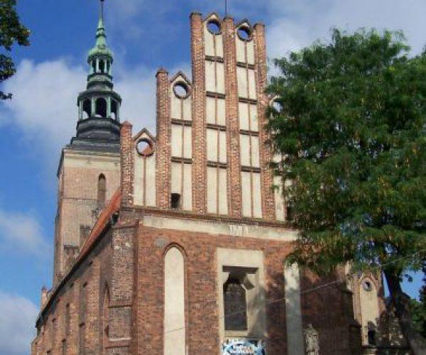 Kościół farny w Śremie