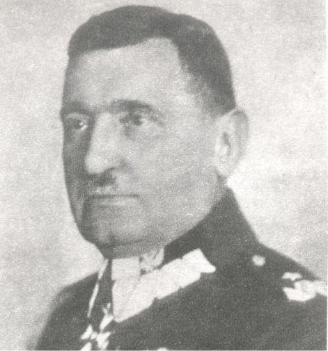 Herb Taczak Stanisław (1874-1960)