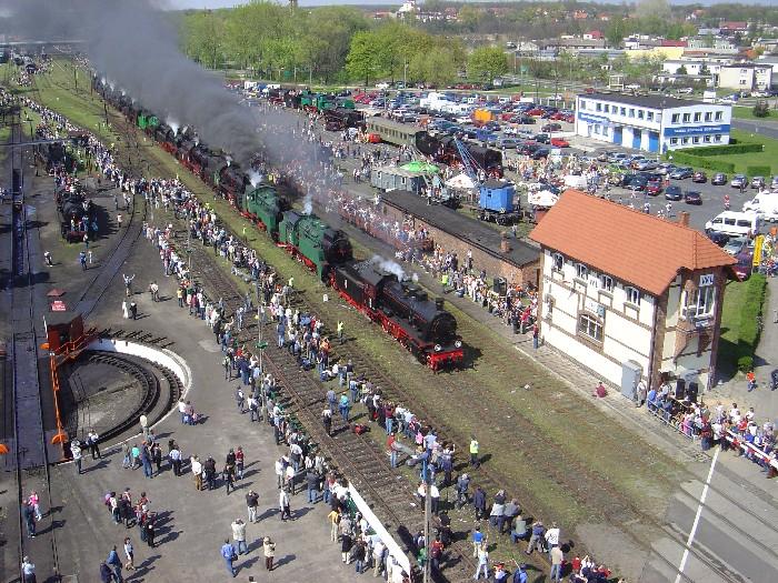 Show in Wolsztyn