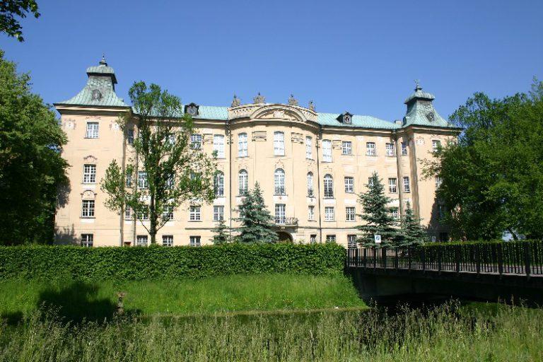 Rydzyna Castle