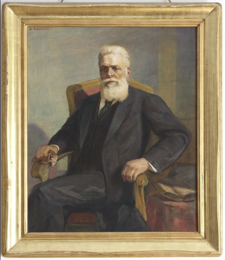 Herb Zamoyski,Władysław (1853–1924)