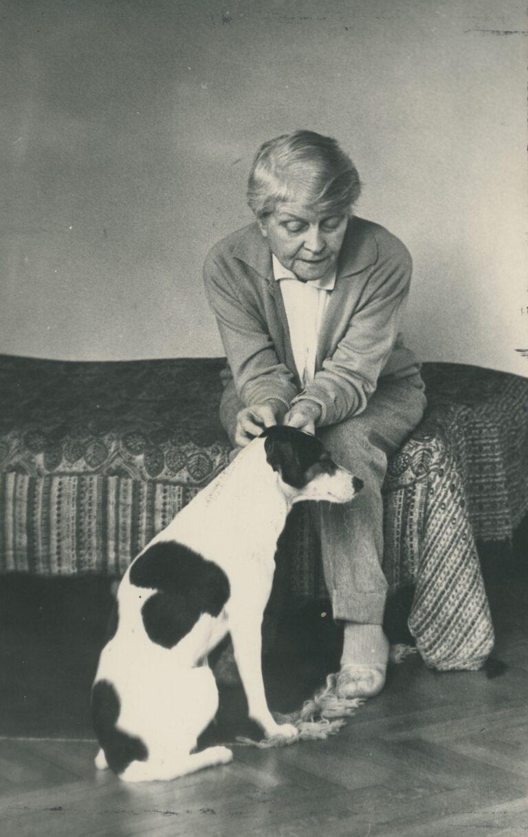 Maria Dąbrowska fot. ze zbiorów Muzeum Okręgowego w Kaliszu