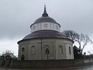 Herb Kościół pw. NMP Królowej i św. Małgorzaty w Parkowie