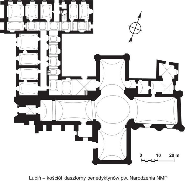 Quest Opactwo benedyktynów w Lubiniu