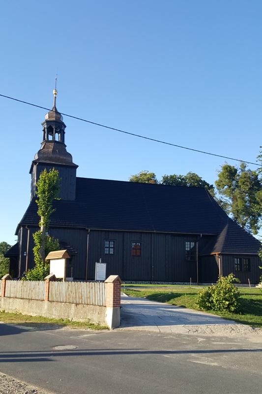 Herb Kościół pw. św. Marii Magdaleny w Długiej Goślinie
