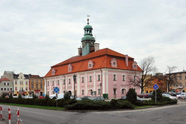 Ratusz w Rawiczu