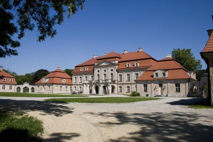 Pałac we Włoszakowicach