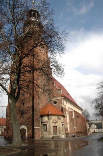 Kościół pw. św. Jana Chrzciciela w Lesznie