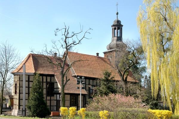 Kościół pw. Świętego Krzyża w Obornikach