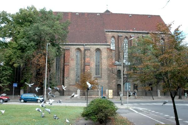 Kościół pw. Bożego Ciała w Poznaniu