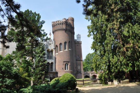 Wielkopolskie Questy<br>Zamek w Kórniku