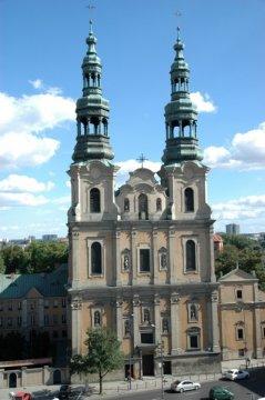 Kościół klasztorny franciszkanów pw. św. Franciszka Serafickiego w Poznaniu