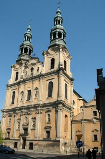 Kościół pw. św. Franciszka Serafickiego w Poznaniu