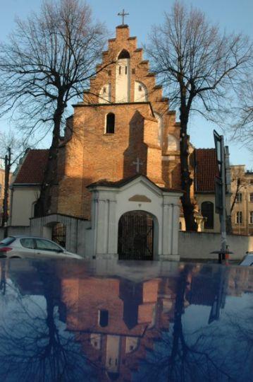 Herb Kościół pw. św. Małgorzaty Panny i Męczenniczki w Poznaniu
