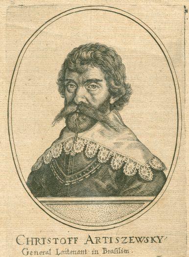 Herb Arciszewski Krzysztof (1592-1656)