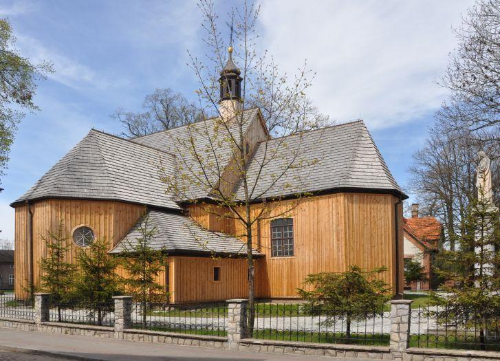 Kościół pw. śś. Wawrzyńca i Andrzeja w Baranowie