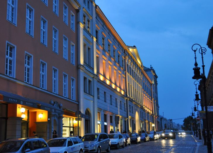 Budynek Bazaru w Poznaniu