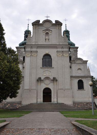 Kościół klasztorny w Bieniszewie