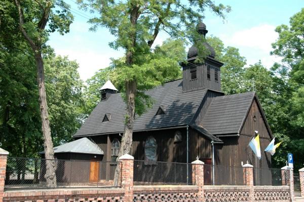 Kościół pw. św. Mikołaja w Bonikowie