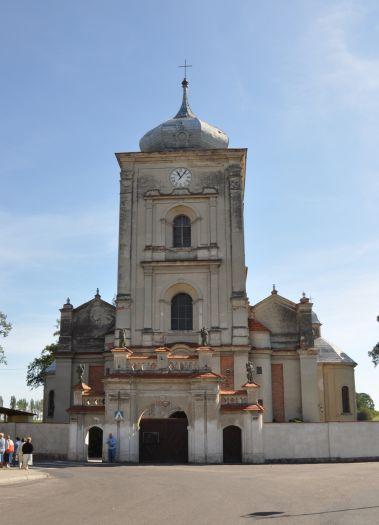 Kościół MB Pocieszenia w Borku Wielkopolskim